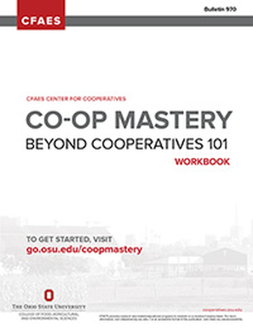 Co-op Mastery Workbook