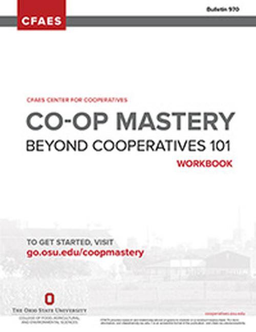 Co-op Mastery Workbook