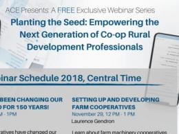 Cooperative webinar business